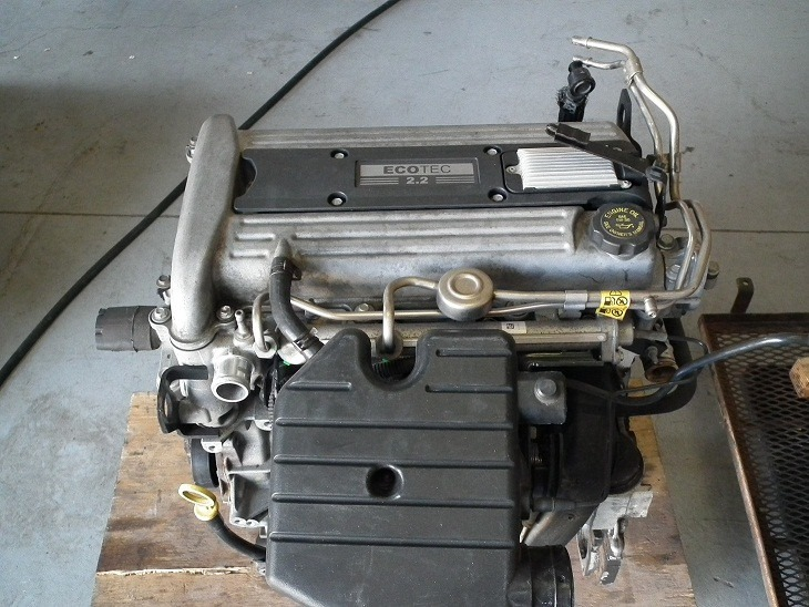 Chevrolet Ecotec Engine Diagram
