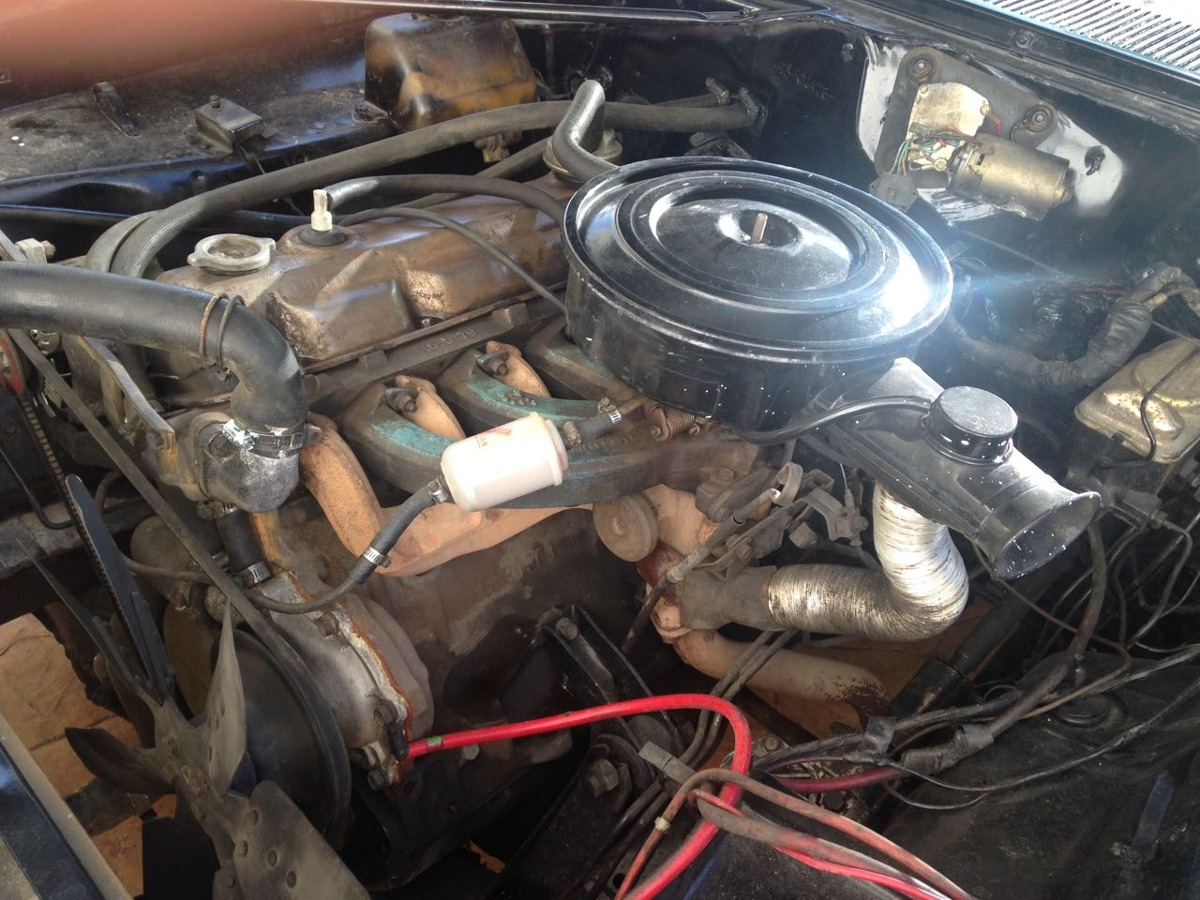 Motor 225 Slant Six Inclinado Dodge - $ 6,000.00 en ...