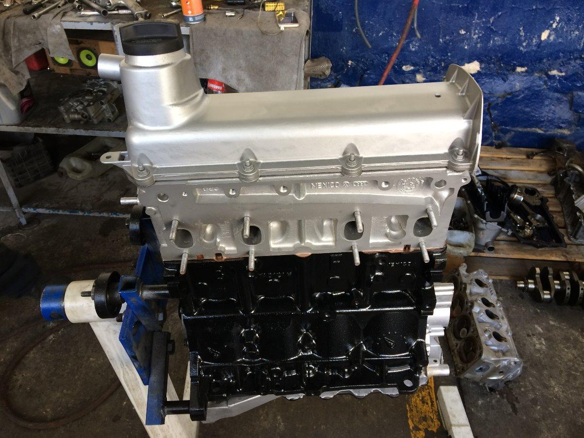 Motor 3  4 Jetta A4 2 0 Como Nuevo Listo Para Usar