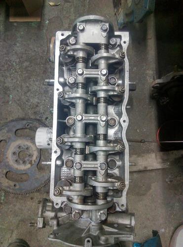 motor 3/4 montacargas yale mazda 2200