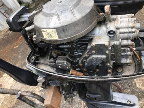 motor 40 hp 2 tempos yamaha ano 98