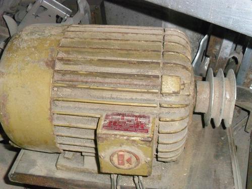 motor   4cv  3400 rpm  usado oportunidade!!!!!!