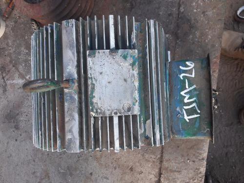 motor 5 hp, 1740 rpm,460 v, frame 256 t