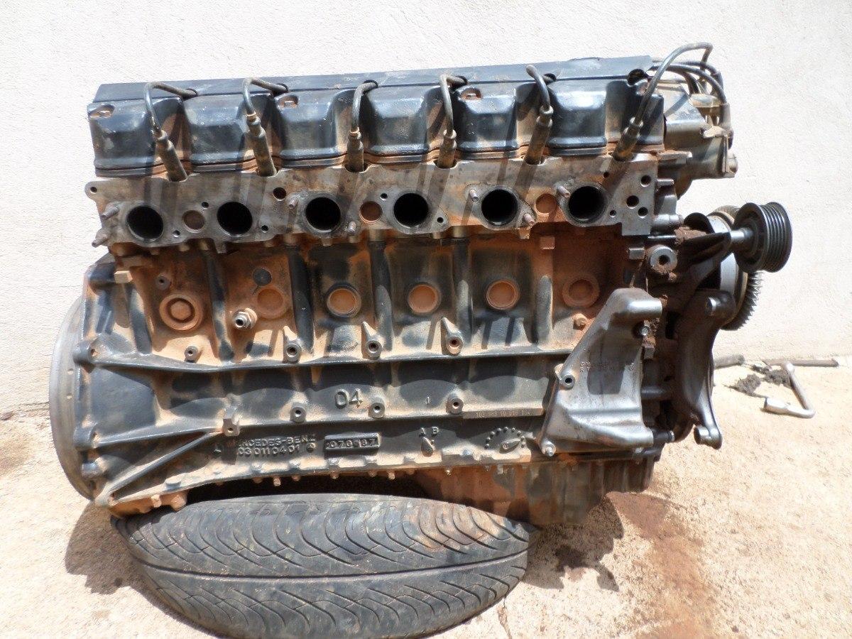 Motor 6 Cilindros 3 0l Mercedes 300e W124 Roda Painel Cambio