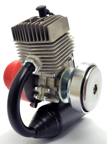 motor 75cc mobilete cárter 4 palhetas competição original