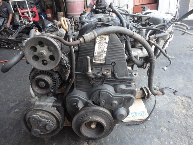 motor 2.2 honda accord 92