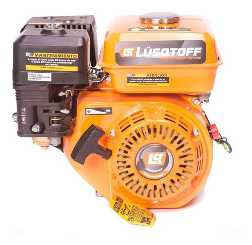 motor a explosion naftero 6.5 hp ohv eje horizontal lusqtoff