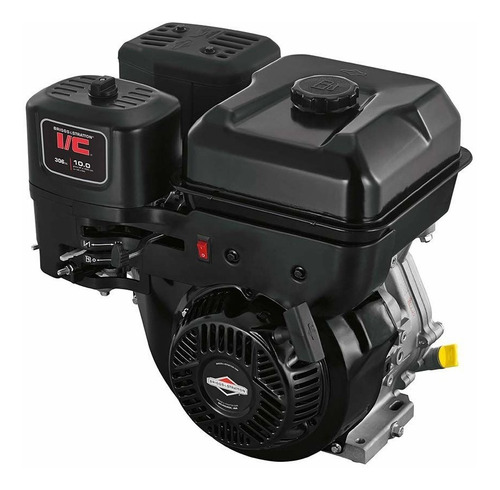 motor a gasolina 10hp partida manual briggs stratton