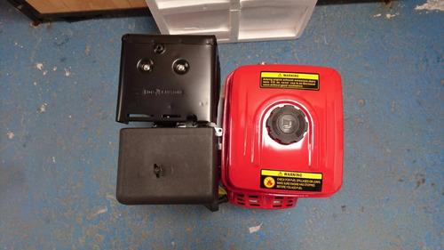 motor a gasolina 13 hp marca power encendido manual nuevo