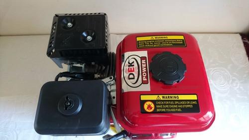 motor a gasolina 4 tiempos 6.5 hp marca power con garantia