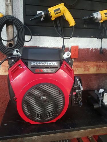 motor a gasolina de 20hp mod series gx 630