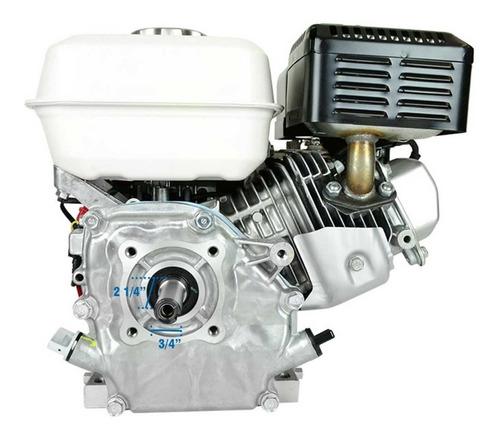 motor a gasolina honda gx160 t1 5.5 hp cuñero y alerta