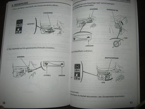 motor a gasolina wb20xt / wb30xt
