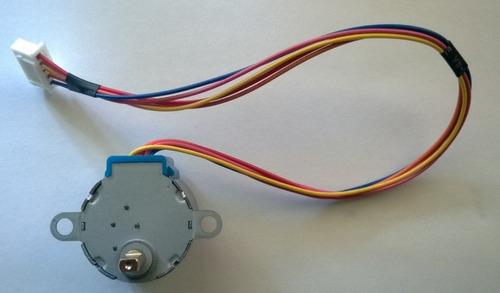 motor a pasos para robotica, pic, avr, arduino, etc.