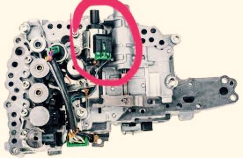 motor a pasos sentra cvt, step motor sentra transmision auto