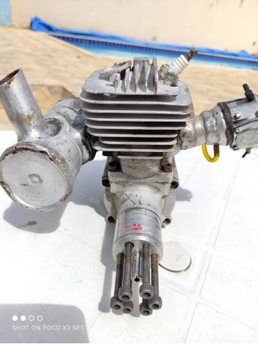 motor aeromodelo gasolina torch 90