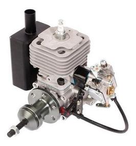 Motor Aeromodelo Gasolina Zenoah Zp 26cc Gas Engine Zenep26