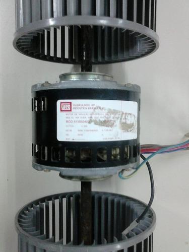 motor aire acondicionado