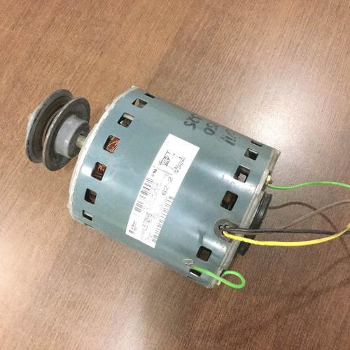 motor aire acondicionado ge l570as 1 hp 220v 4.9 a 1620 rpm