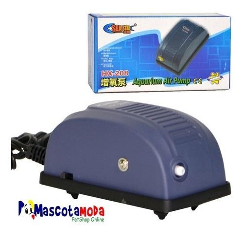 motor aireador mediano para acuario y pecera economico
