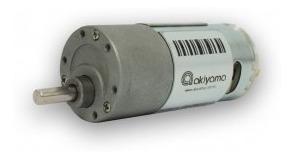 motor alto torque 12v 83 rpm dc continua girocam arduino