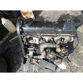 Motor Ap A Gasolina Usado Baixa Oleo  Bom Para Cadastro