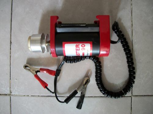 motor arrancador tor q master marca hobbico y hot-shot