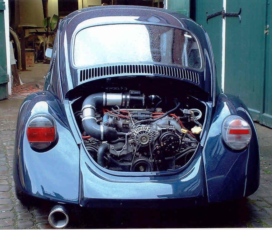 Motor Arranque Pra Fusca Com Motor 2 0 De Subaru R 480