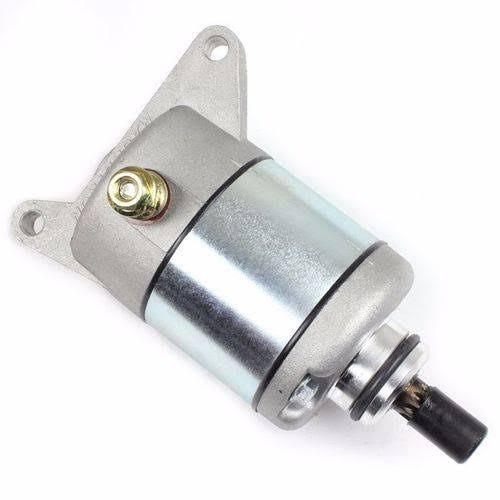 motor arranque part titan 150/broz/fan 150 de 2004 ate 2014
