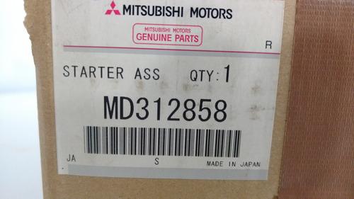 motor arranque partida mitsubishi l200 outdoor automática