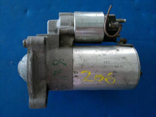 motor arranque peugeot 206 / 307 / partner 1.6 08 9647982880