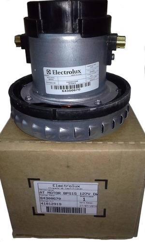 motor aspirador de pó electrolux 64300670 a10/a20 origi 127v