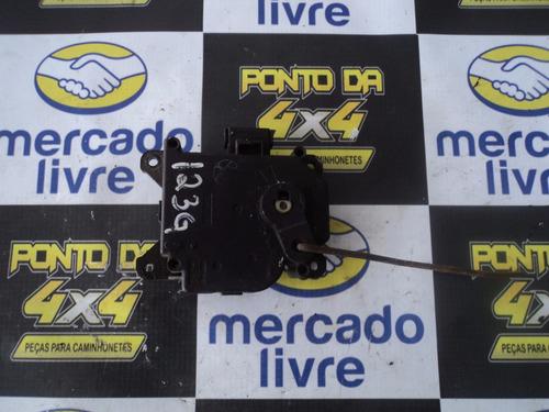 motor atuador caixa ar condicionado tracker  2008 gasolina