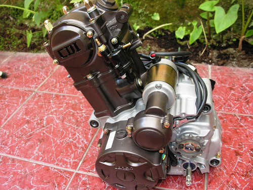 motor atv 250 cc con reversa part electrica fesal