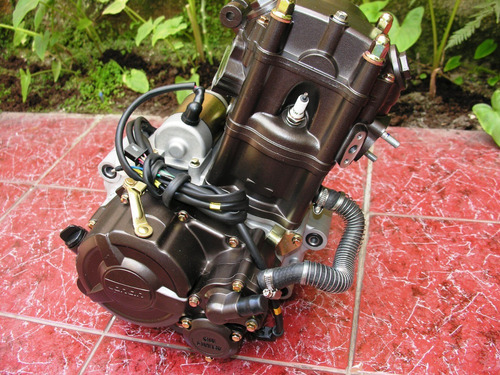 motor atv 250 cc mecanico con reversa fesal
