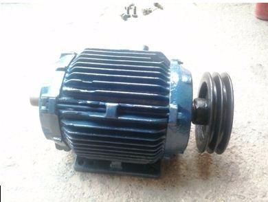 motor bbc brown boveri, 4.6hp 3480rpm 220/440 v (150)