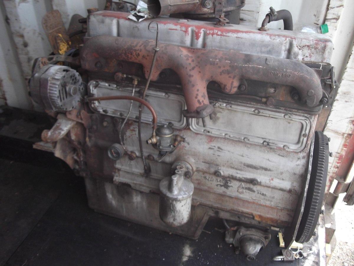 Motor Bedford 220 U S 80 00 En Mercado Libre