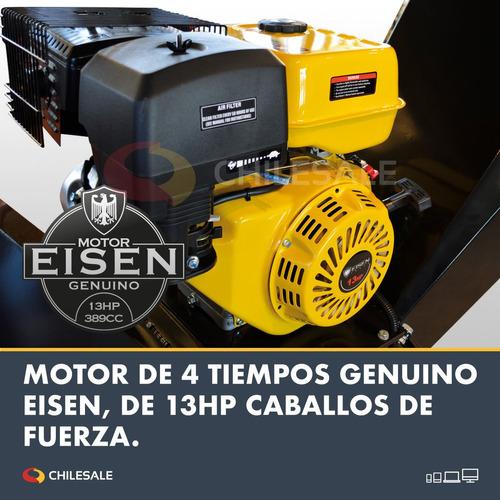 motor bencinero 13hp 389cc para chipeadora