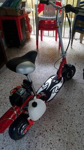 motor bicicleta patineta de gasolina