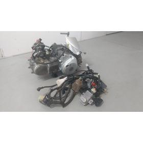 Motor Biz 125 Injetado  Completo