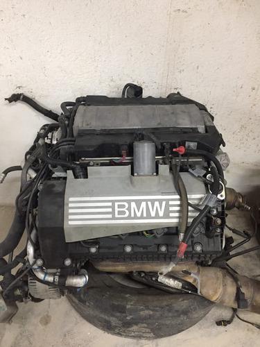 motor bmw 545i año 2005