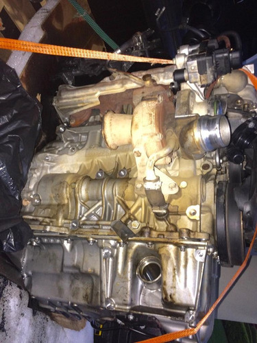 motor bmw x3 2012 2000cc