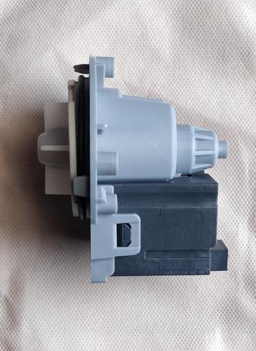 motor bomba desagote  lavarropas  zanella