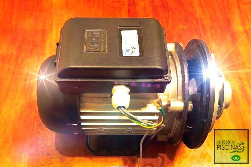 98a43b0318b Motor + Bomba Igui Para Filtro De Piscina Repuesto Legitimo ...