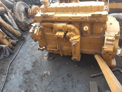 motor bomba inyección directa reparado tractor d6d