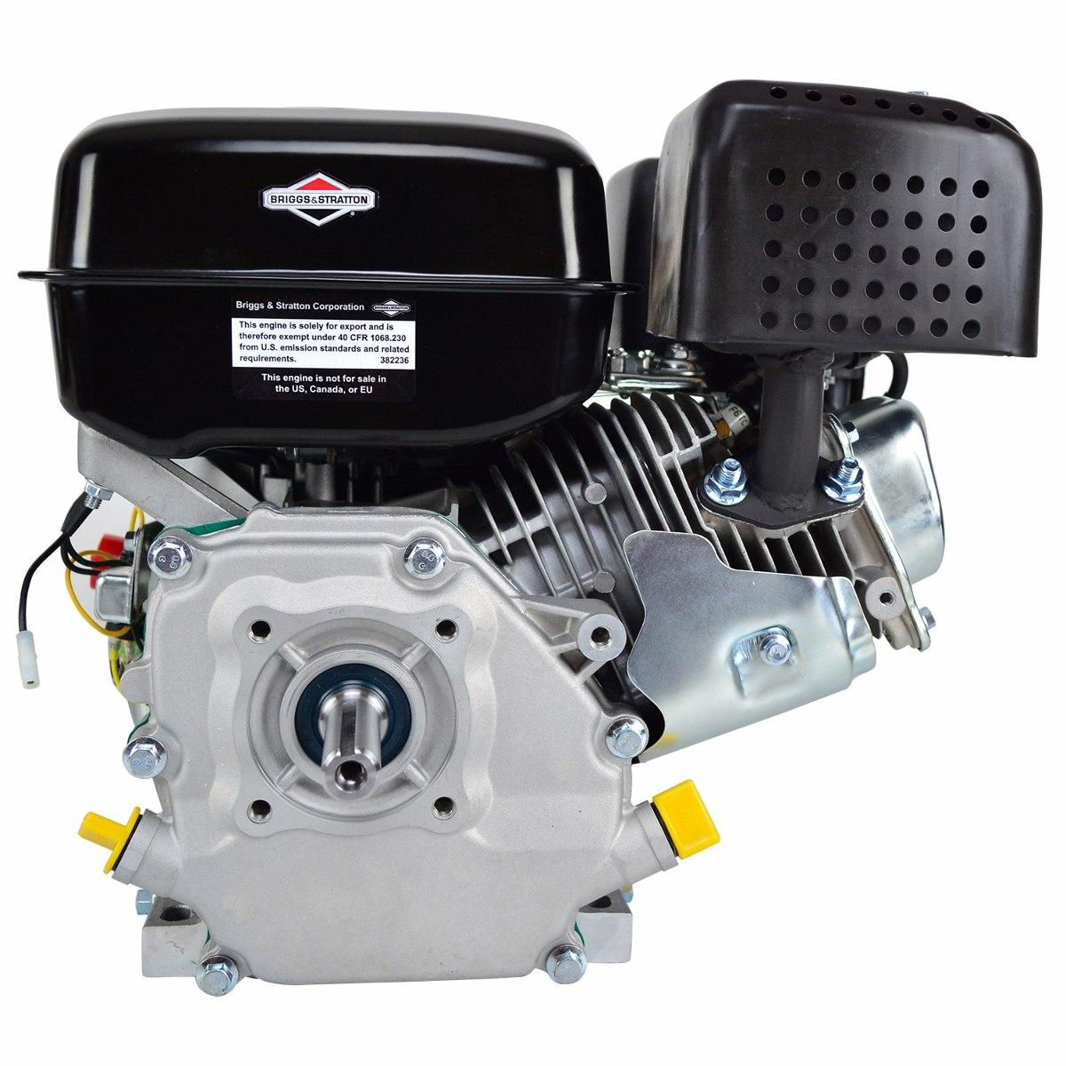 Motor Briggs & Stratton 208 Cc De 6.5 Hp Envío Gratis - $ 3,456.00 ...