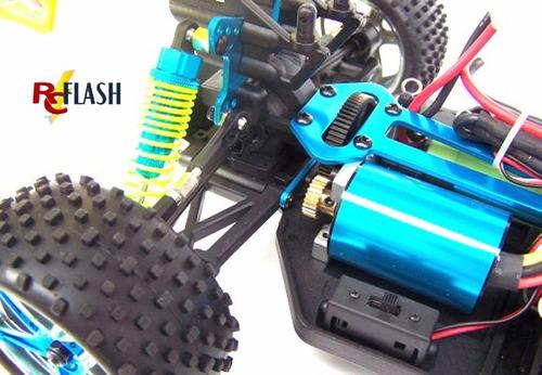motor brushless 1/16 4450kv hsp rc troian kidking redcat