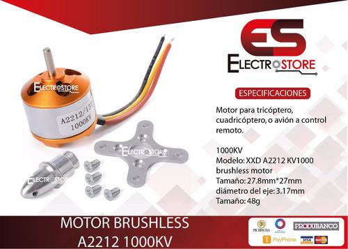 motor brushless a2212 1000kv