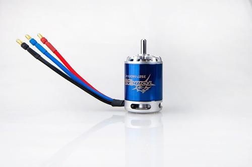 motor brushless outrunner tomcat g25 3527-1140kv-4t dynam