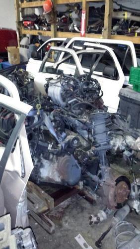 motor caja mecánica latoneria trompa mercedes c280 94-00